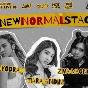 New Normal Stage : Terpesona Dengan Ketiga Talenta Muda Ini